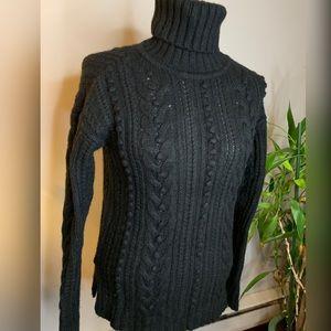 Ann Taylor Merino Wool Blend Sweater
